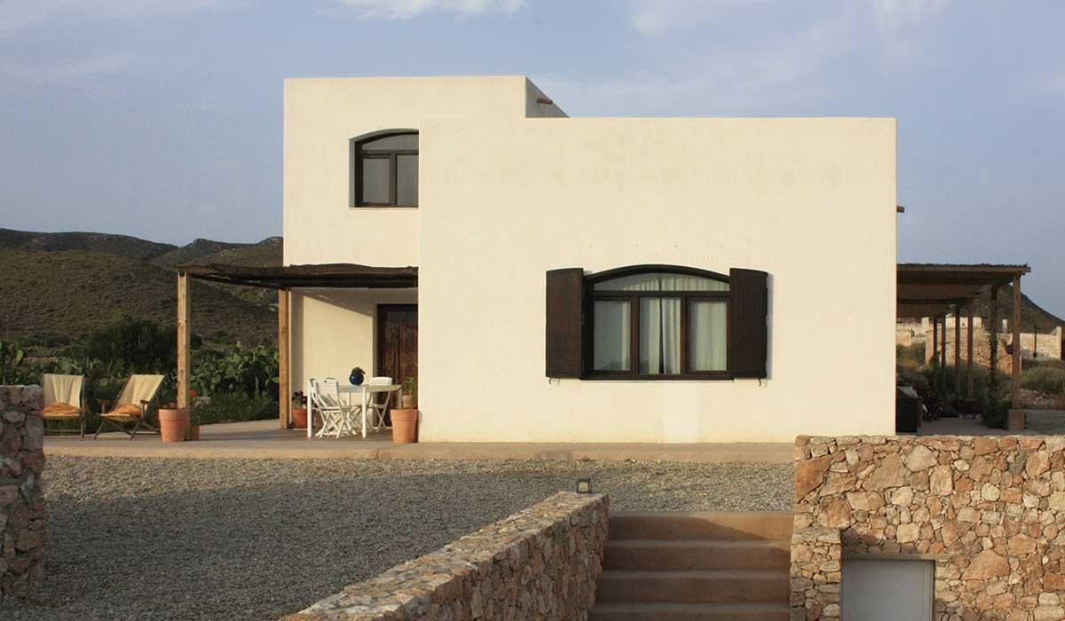 Rehabilitaci n del hornillo casa rural la tenada arquitectura a granel - Rehabilitacion casa rural ...