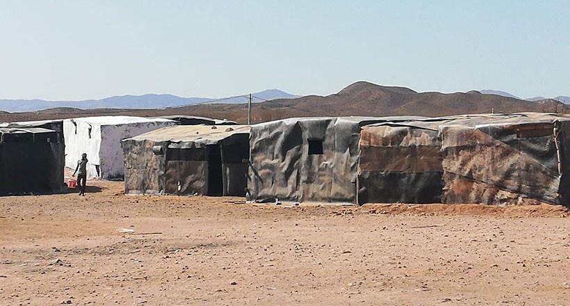 Asentamiento Los Nietos 2020