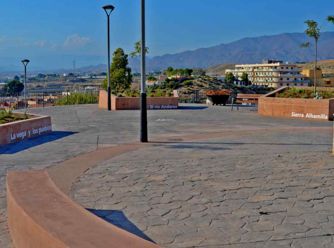 cerro-viator - MIRADOR (arquitectura-sostenible)